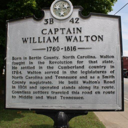 Captain William Walton