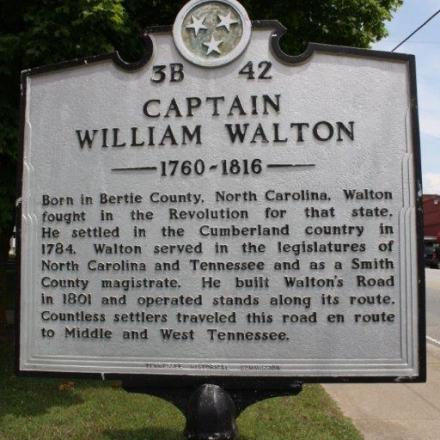 Captain William Walton