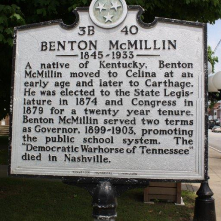 Benton McMillin
