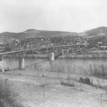 Cordell Hull Bridge Historic