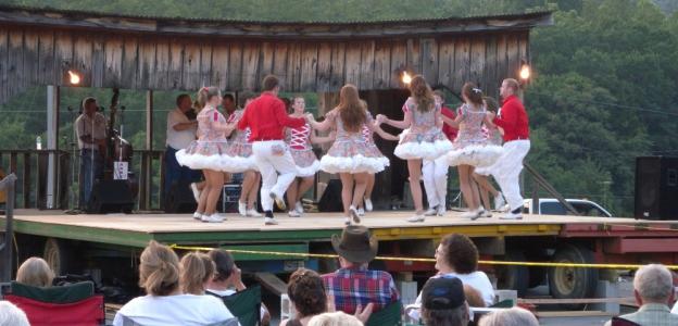 2019 Defeated Creek Bluegrass Festival