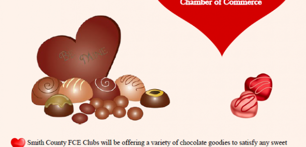 Chocolate Extravaganza Flyer
